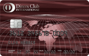 Diners Club Exclusive Card